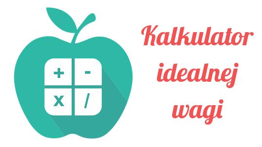 kalkulator idealnej wagi