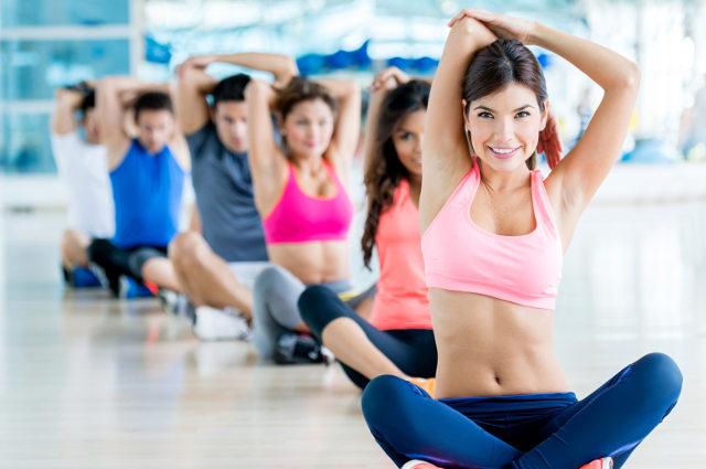 klub fitness