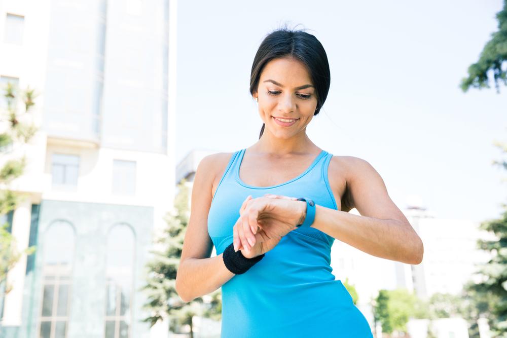 zegarek fitness