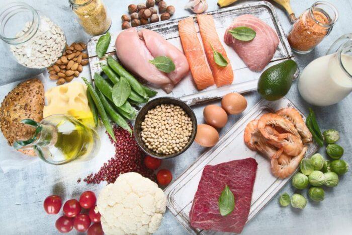 diet dash menu
